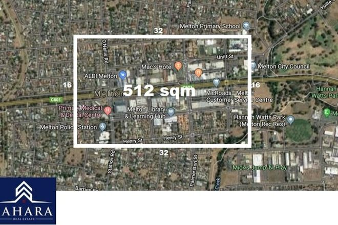 Picture of Sunset Avenue, MELTON WEST VIC 3337
