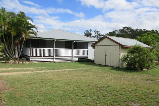Picture of 11 Heusman St, MOUNT PERRY QLD 4671