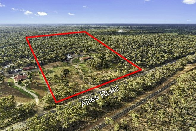 Picture of 464 Allies Road, MYERS FLAT VIC 3556