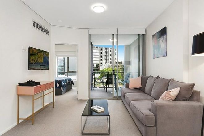 Picture of 307/510 St Pauls Terrace, BOWEN HILLS QLD 4006