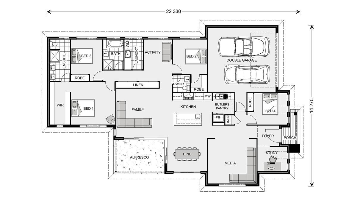 Lot 127 Ellington Cresc, Harris Crossing Estate, Bohle Plains QLD 4817, Image 2