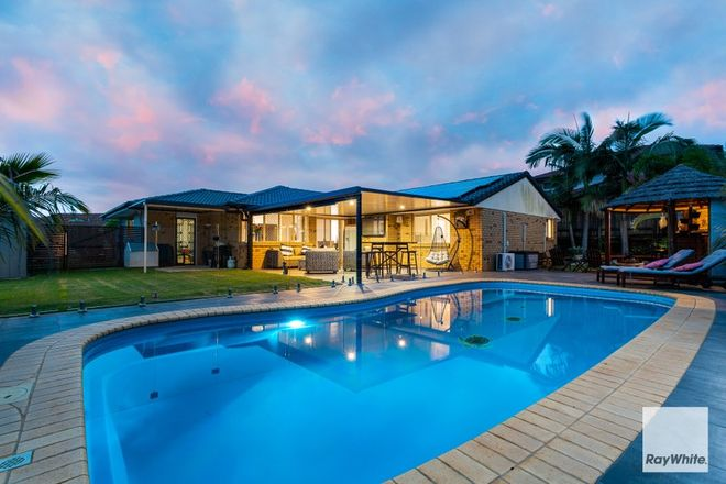 Picture of 14 Westburn Court, REDLAND BAY QLD 4165