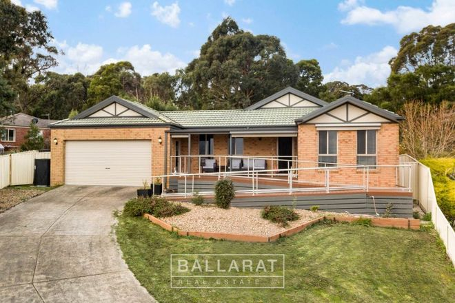 Picture of 5 Mayfair Court, MOUNT HELEN VIC 3350