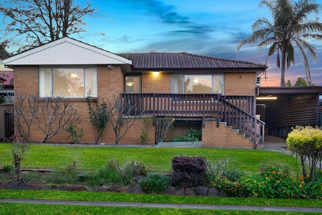 Picture of 8 Desley Crescent, PROSPECT NSW 2148