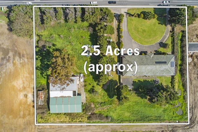 Picture of 400 Clyde - Five Ways Road, CLYDE VIC 3978