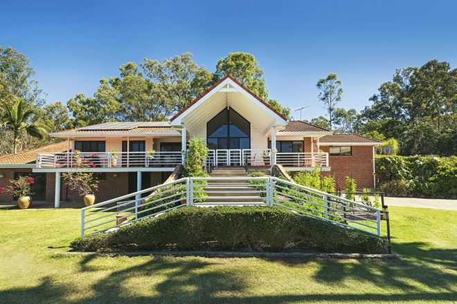Picture of 145 Grandview Road, PULLENVALE QLD 4069