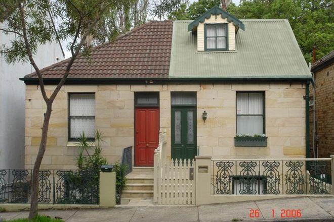 Picture of 71 Broughton Street, KIRRIBILLI NSW 2061