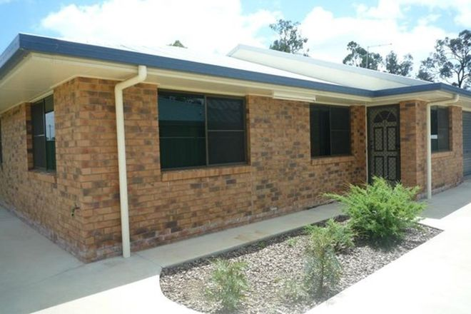 Picture of 1/59 Daisy Street, MILES QLD 4415
