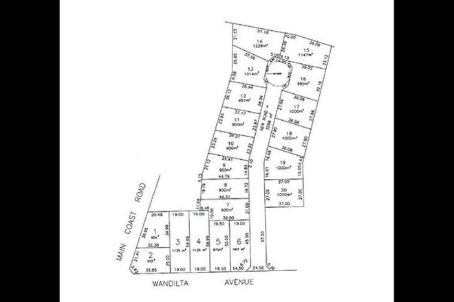 Picture of Lot 77(3-11) Wandilta Avenue, CLINTON SA 5570