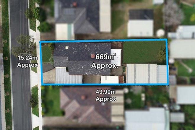 Picture of 105 Whitesides Avenue, SUNSHINE WEST VIC 3020
