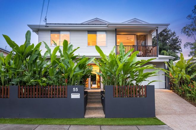 Picture of 55 Watson Street, CAMP HILL QLD 4152