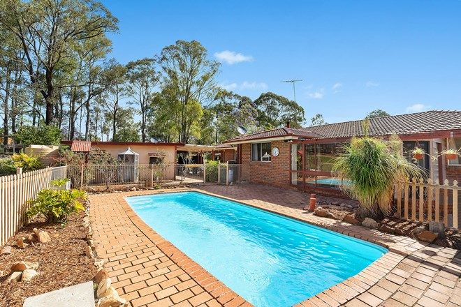 Picture of 112 West Wilchard Road, CASTLEREAGH NSW 2749