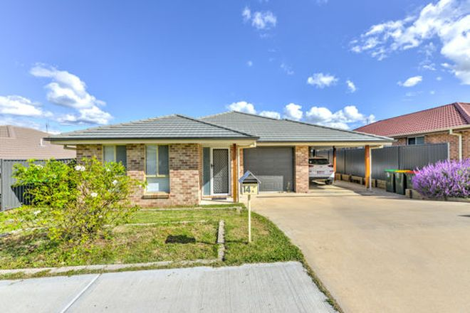 Picture of 14A & 14B Barber Street, KOOTINGAL NSW 2352