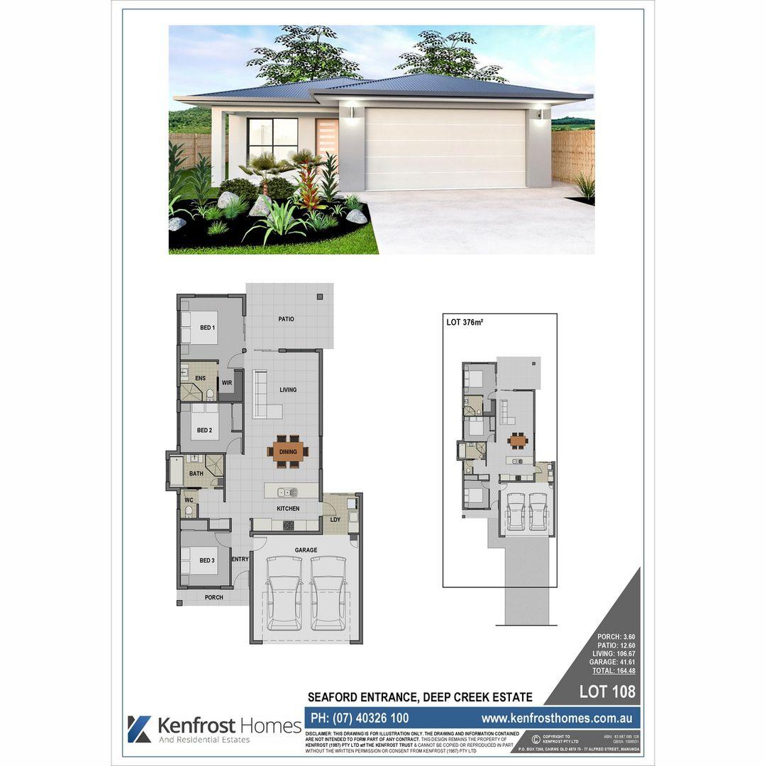 Lot 108 Seaford Entrance, Kewarra Beach QLD 4879, Image 2