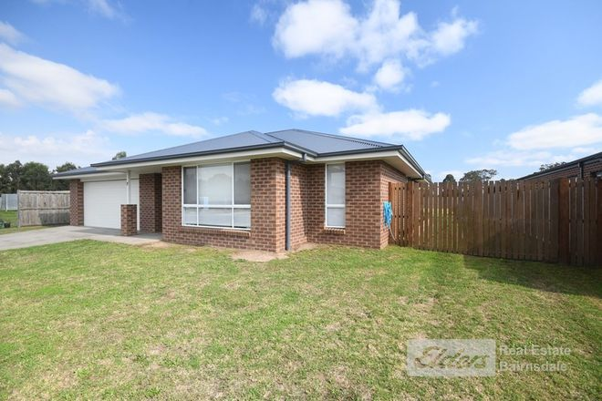 Picture of 7 Whistler Drive, BAIRNSDALE VIC 3875