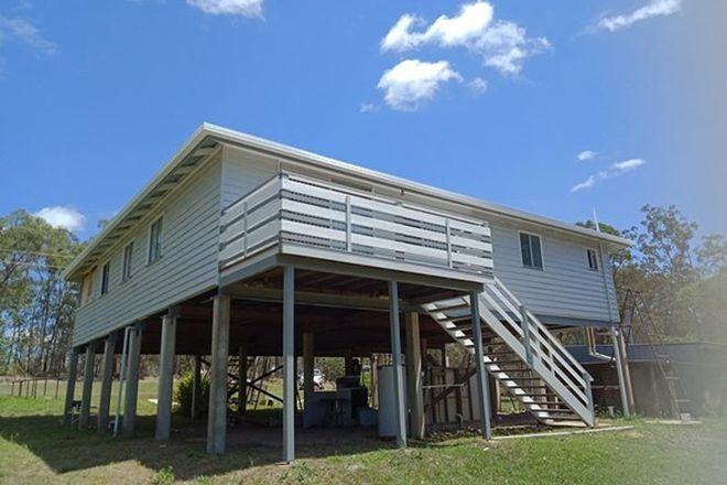 Picture of 77 Newitts Road, YANDARAN QLD 4673
