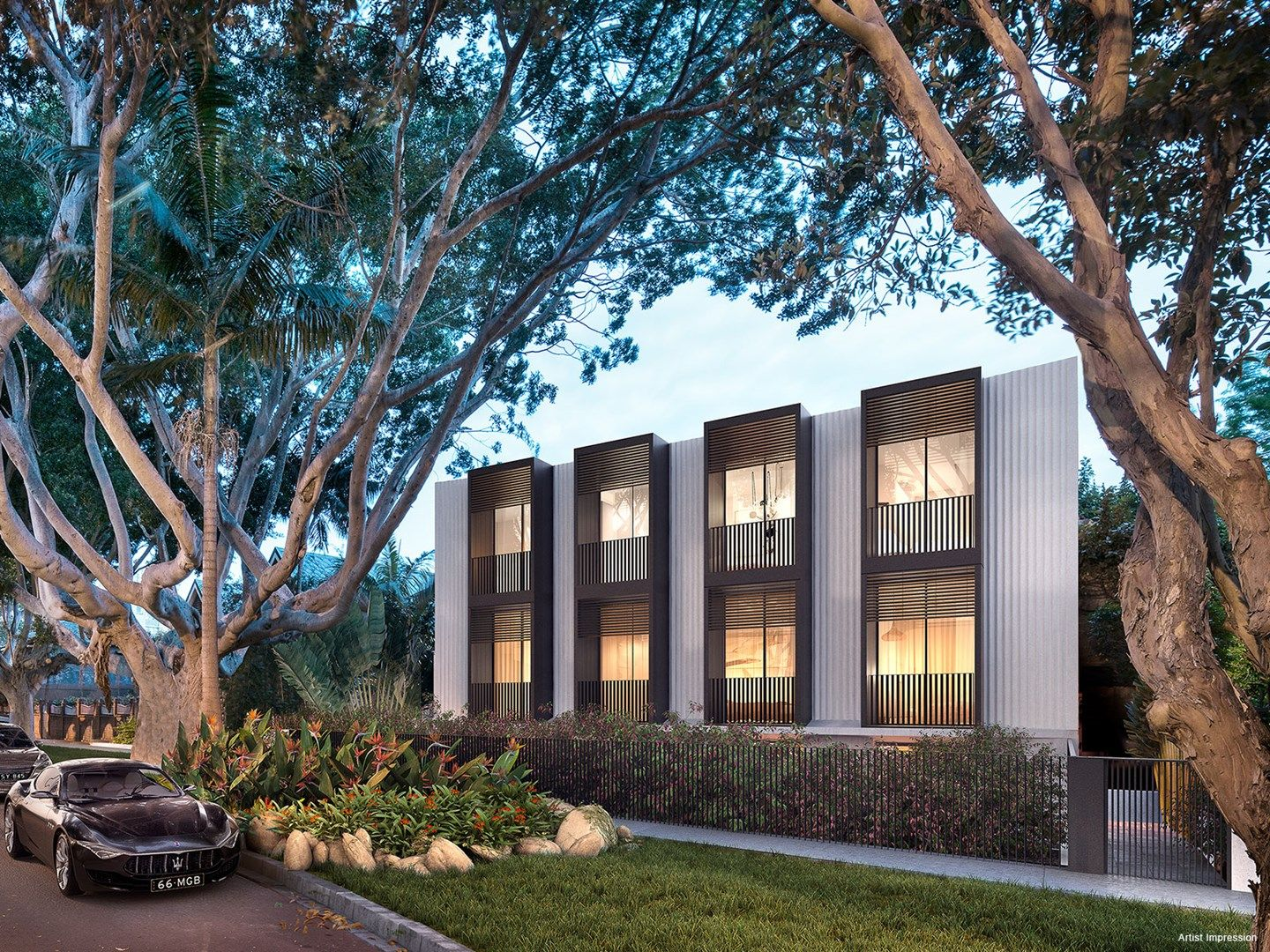 Residence 2/10 Sutherland Crescent, Darling Point NSW 2027, Image 0