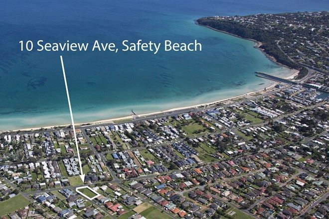 Picture of 10 Seaview Avenue, SAFETY BEACH VIC 3936