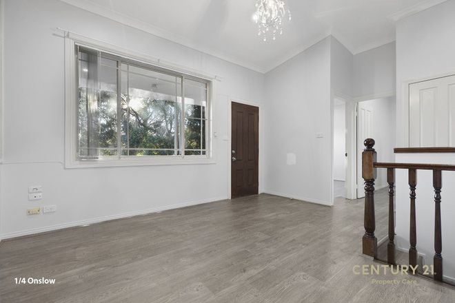 Picture of 2/4 Onslow Place, LEUMEAH NSW 2560