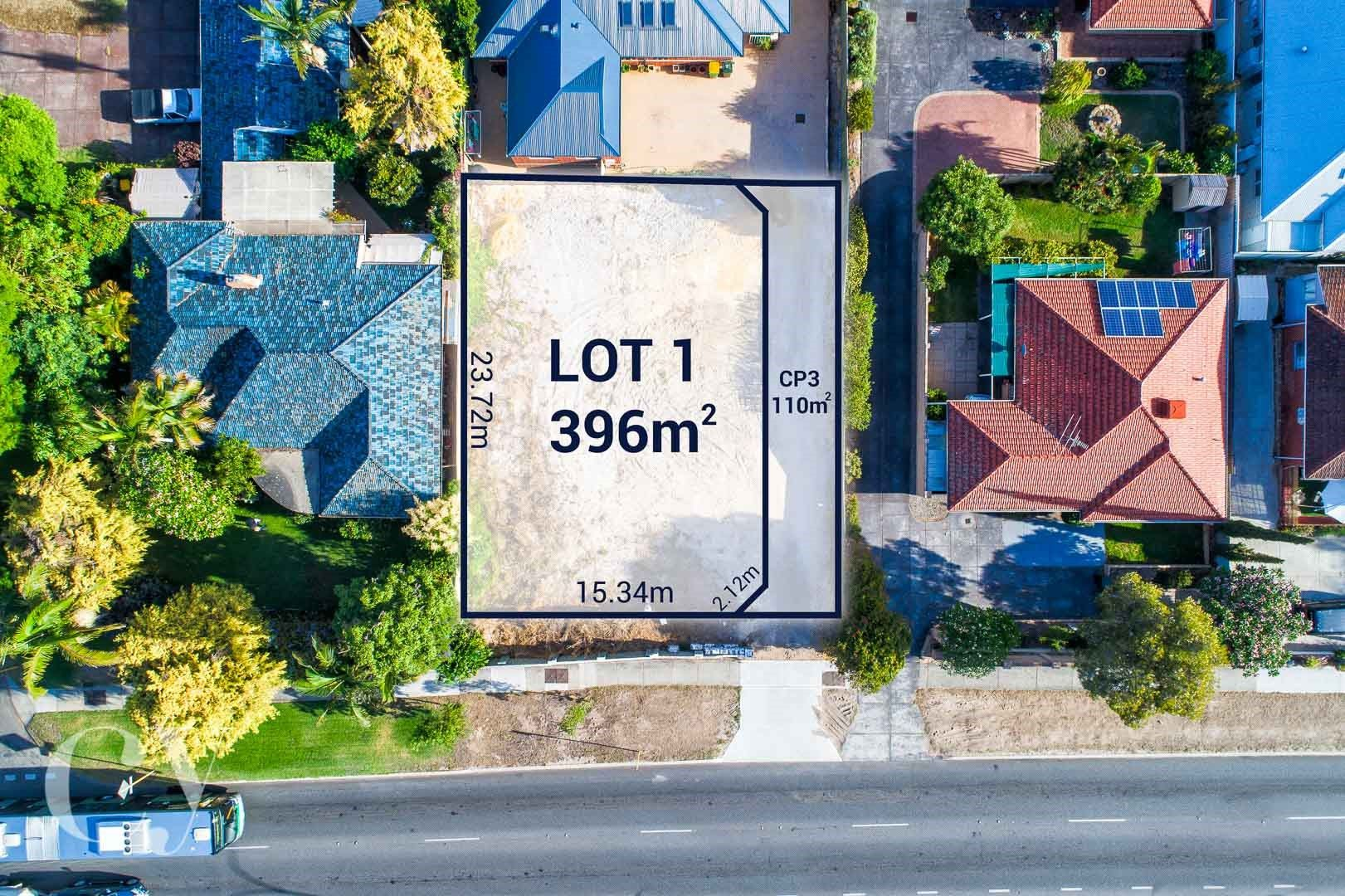 Proposed Lot 1, 808 Canning Highway, Applecross WA 6153, Image 1