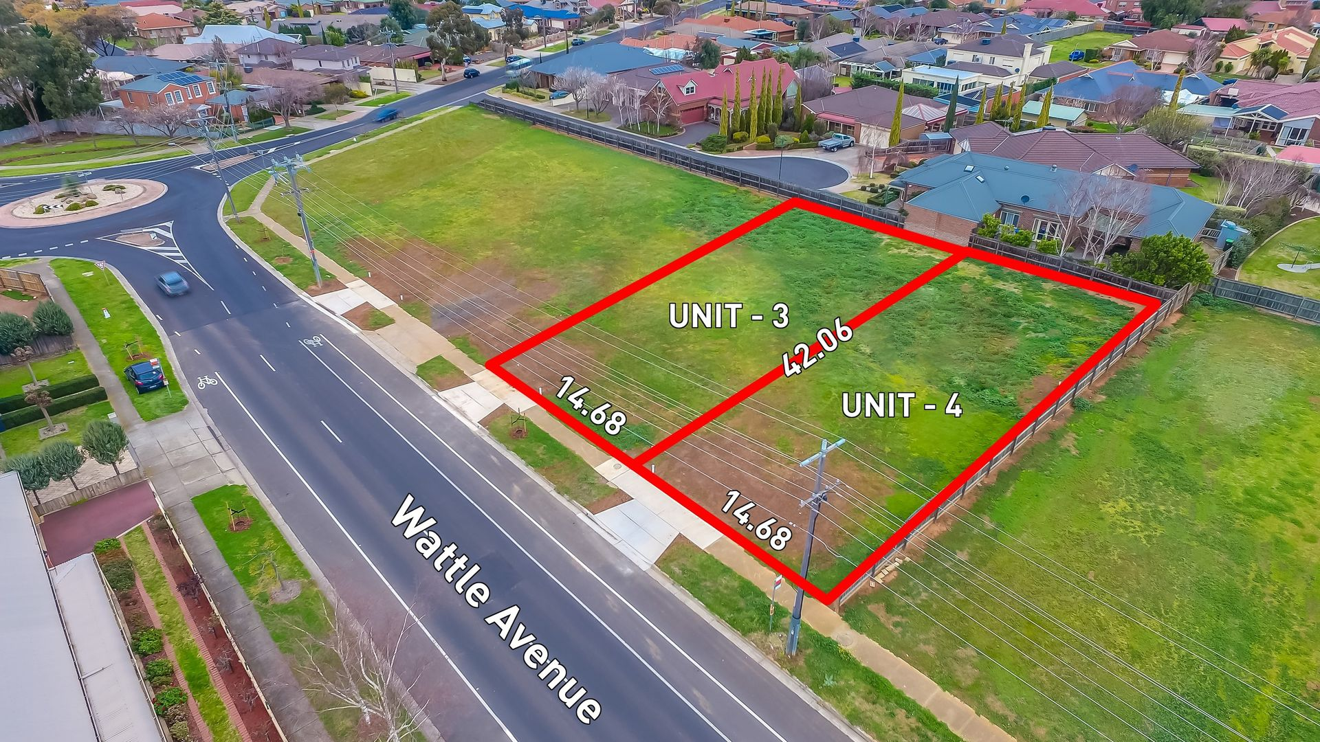 LOT 3 82 Wattle Avenue, Werribee VIC 3030, Image 2