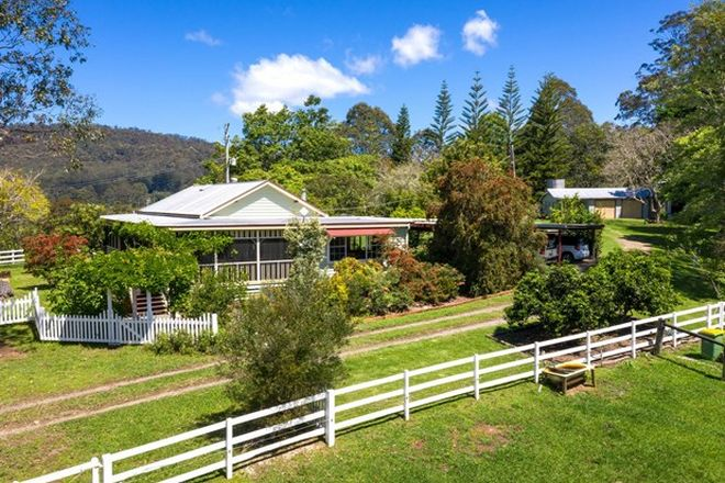 Picture of 201 Deep Creek Road, HANNAM VALE NSW 2443