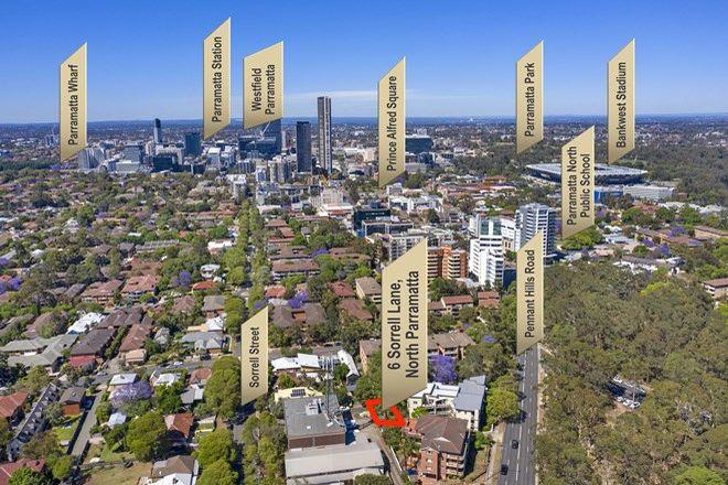 Picture of 6 Sorrell Lane, NORTH PARRAMATTA NSW 2151