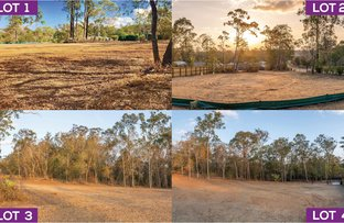 Picture of 200 (Lots 1-4) Church Rd, Moggill QLD 4070