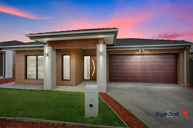Picture of 7 Maribyrnong Way, COBBLEBANK VIC 3338