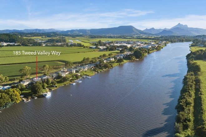 Picture of 185 TWEED VALLEY WAY, SOUTH MURWILLUMBAH NSW 2484