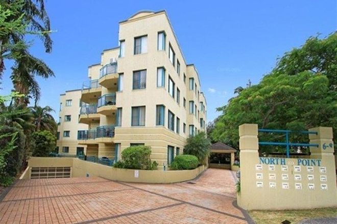 Picture of 1/6-8 Pleasant Avenue, WOLLONGONG NSW 2500