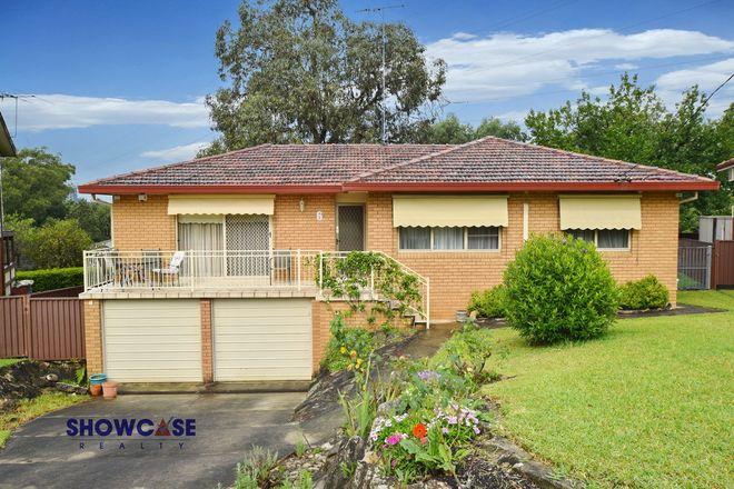 6 Peach Ct, CARLINGFORD NSW 2118