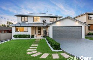 Picture of 94 Tamboura Avenue, Baulkham Hills NSW 2153