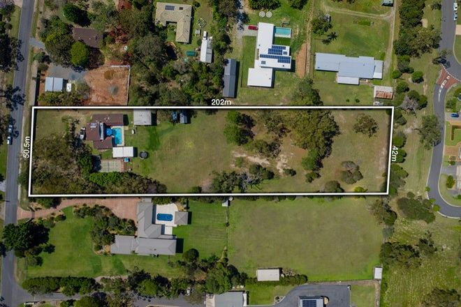 Picture of 18 Trundle Road, THORNLANDS QLD 4164