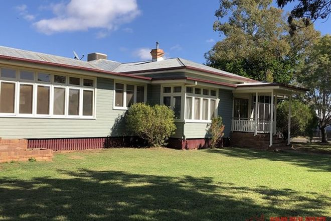 Picture of 1 Wooburn Street, DALBY QLD 4405