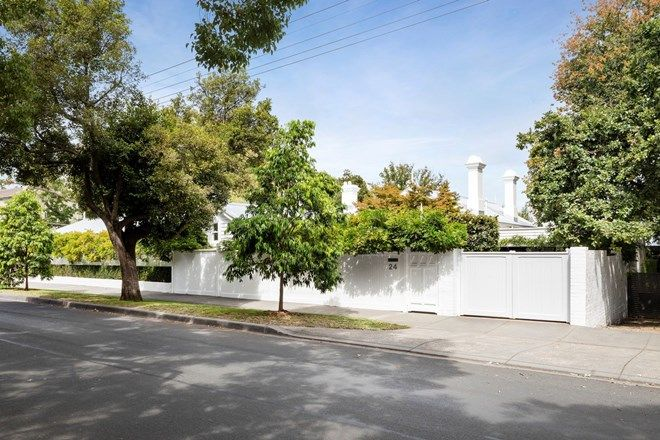 Picture of 24 Harcourt Street, HAWTHORN EAST VIC 3123