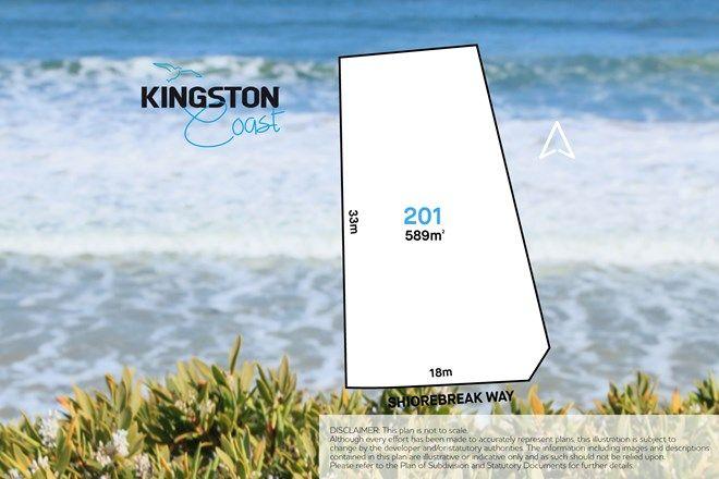 Picture of Lot 201 Shorebreak Way, OCEAN GROVE VIC 3226