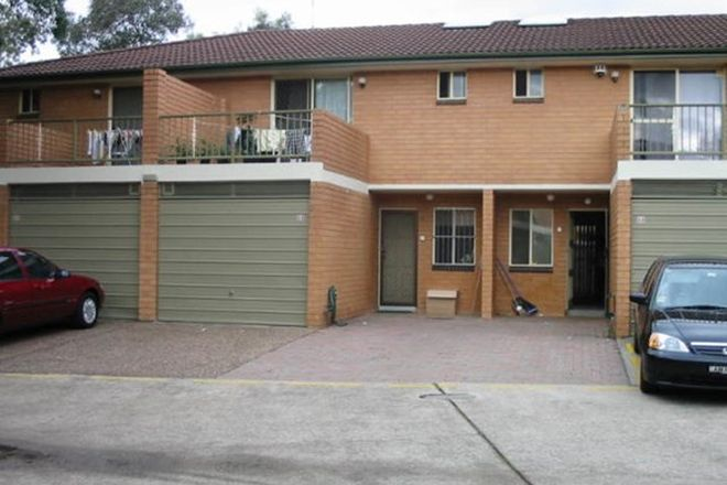 Picture of 62/3 Reid Avenue, WESTMEAD NSW 2145