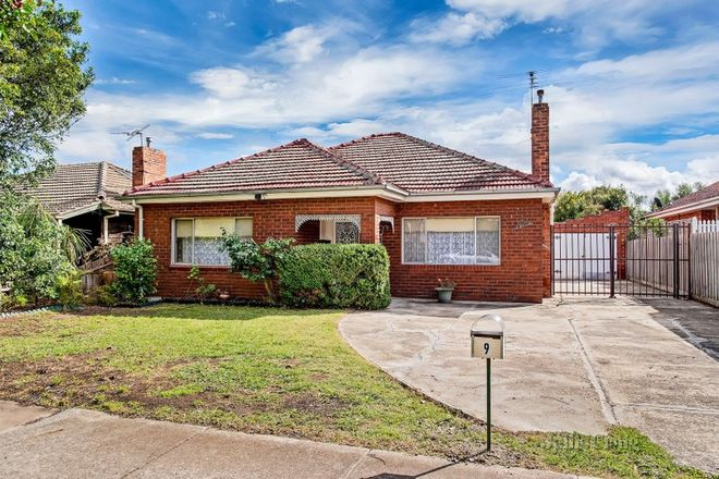 Picture of 9 Ronald Street, ESSENDON NORTH VIC 3041