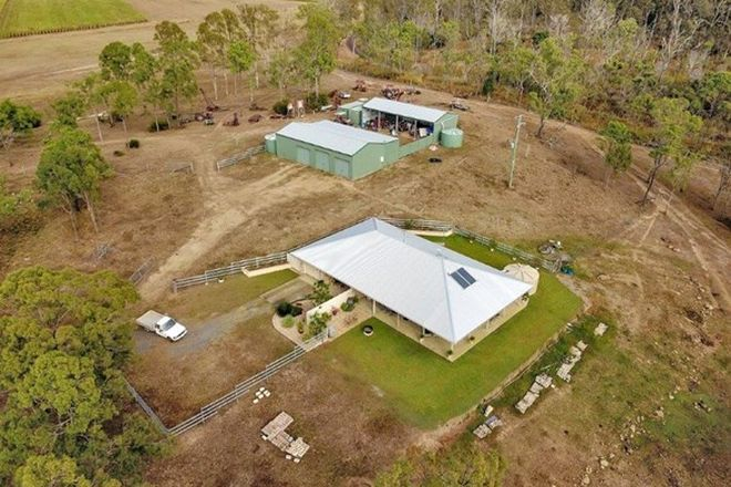 Picture of 216 Snake Creek Road, BUNGADOO QLD 4671