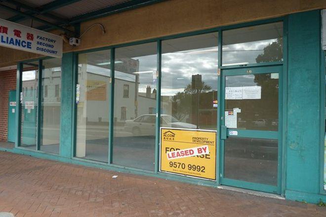 Picture of 107-109 Forest Road, HURSTVILLE NSW 2220