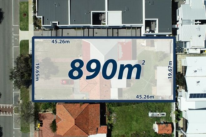 Picture of 41 Cowle Street, WEST PERTH WA 6005