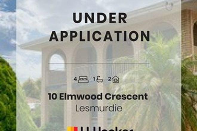 Picture of 10 Elmwood Crescent, LESMURDIE WA 6076