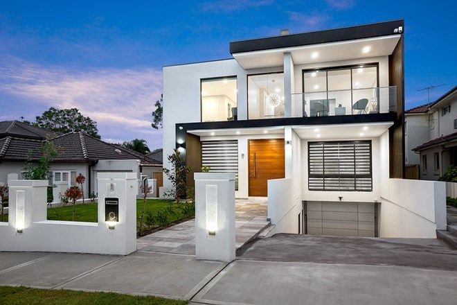 Picture of 9 Boden Avenue, STRATHFIELD NSW 2135