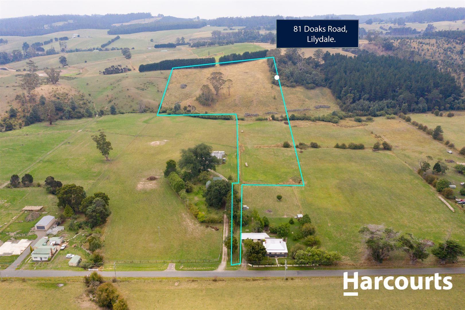 81 Doaks Road, Lilydale TAS 7268, Image 0