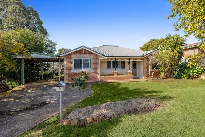 Picture of 8 Dalzell Crescent, DARLING HEIGHTS QLD 4350