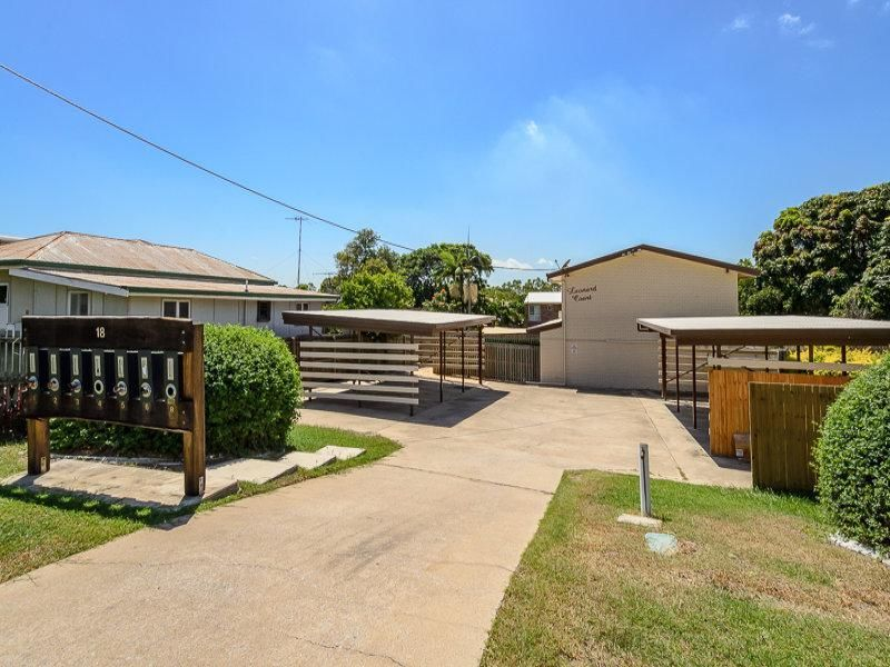 5/18 Leonard Street, South Gladstone QLD 4680, Image 0