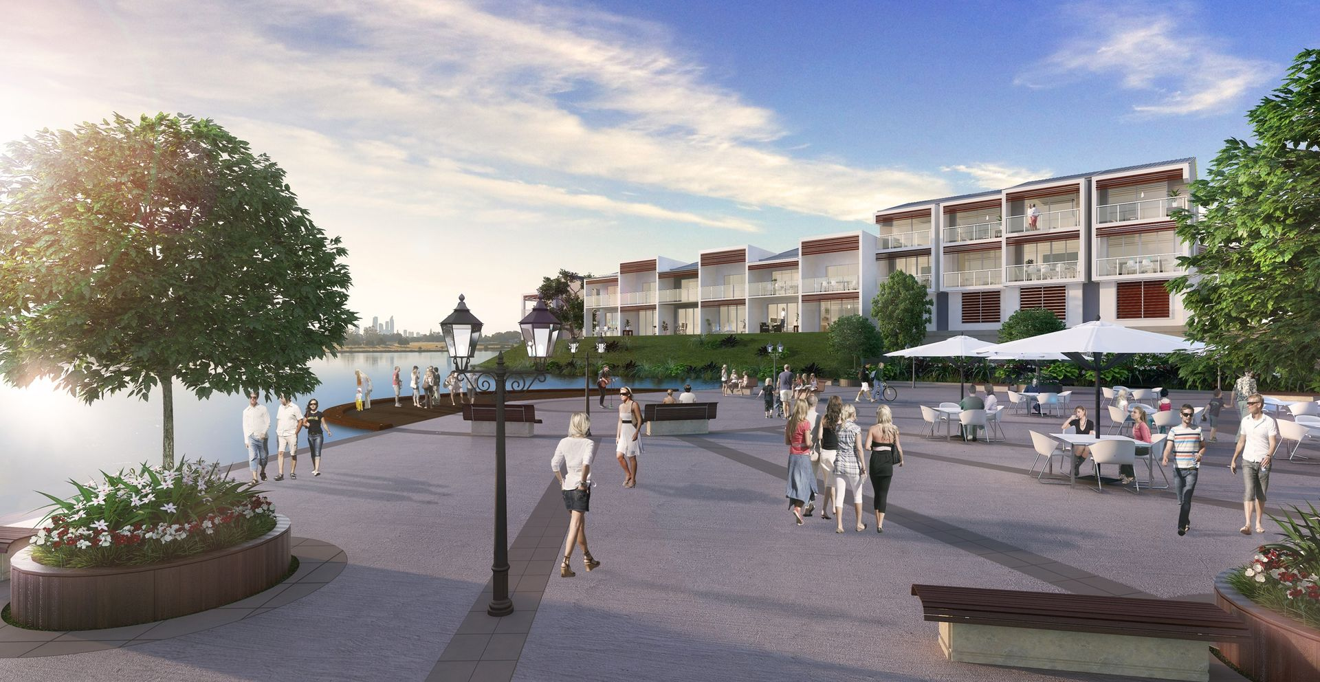 6063/3028 The Boulevard, Emerald Lakes, Carrara QLD 4211, Image 1