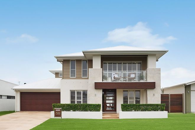 Picture of 59 Macintyre Crescent, PELICAN WATERS QLD 4551
