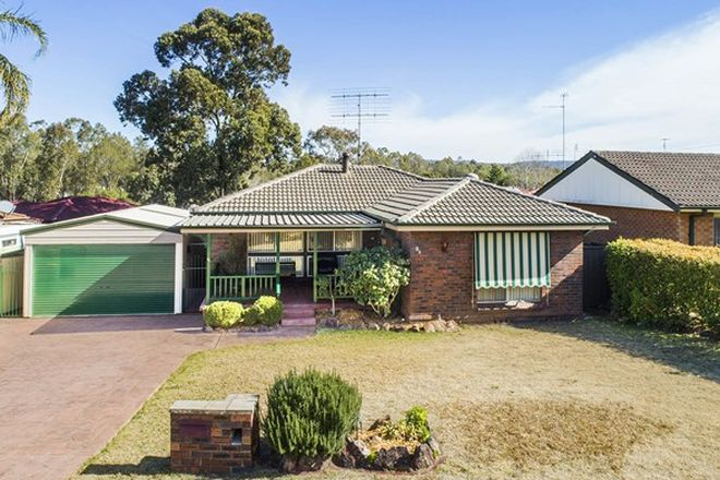 Picture of 21 Lowanna Drive, SOUTH PENRITH NSW 2750